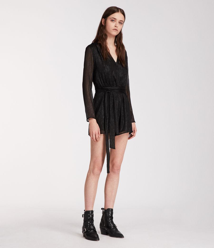 Donne Tuta Karine Stripe (black) - Image 4