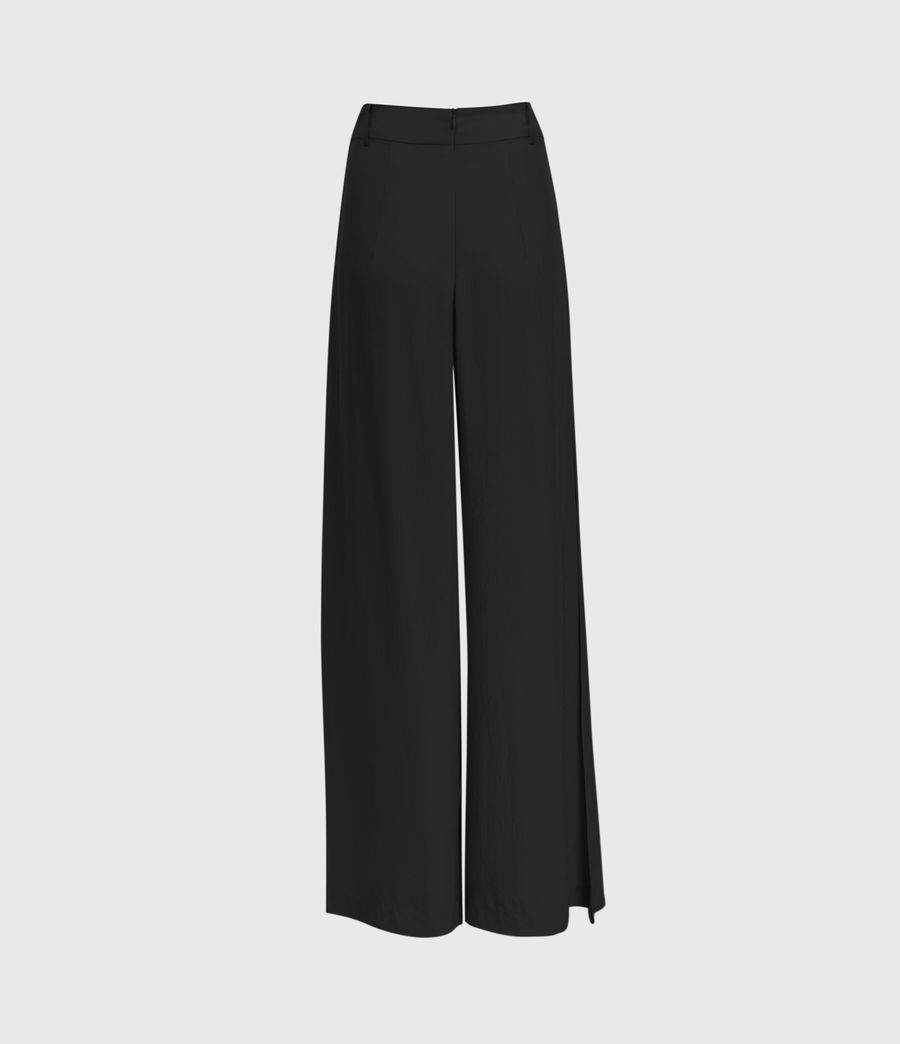 Damen Tami High-Rise Trousers (black) - Image 2