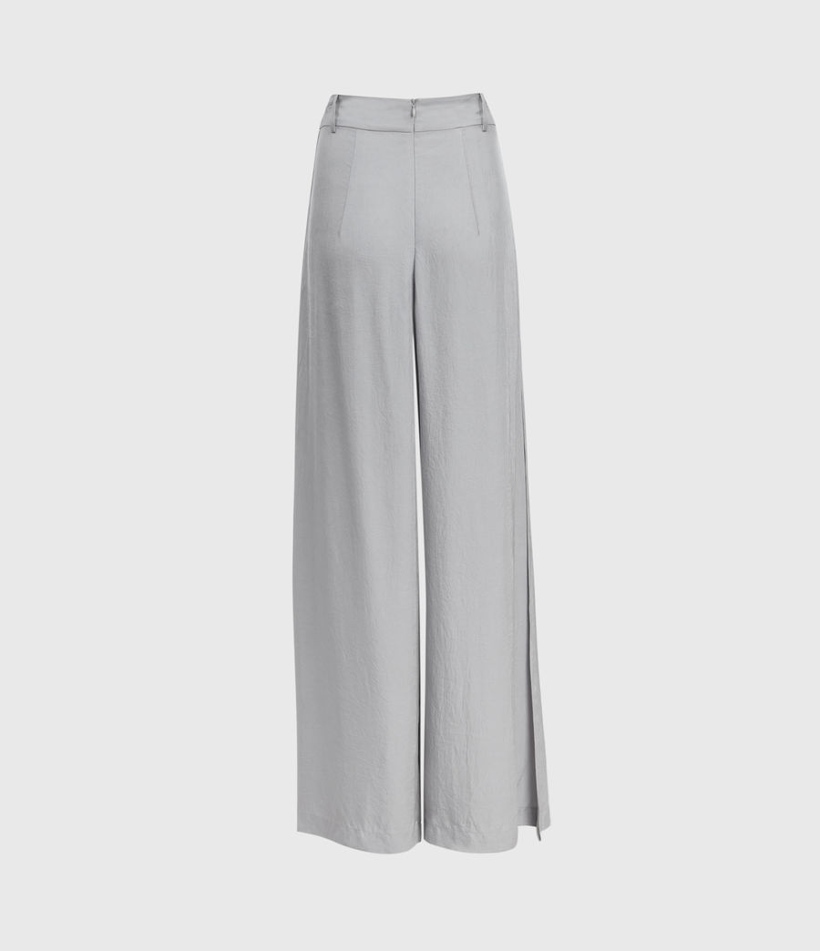 Damen Tami High-Rise Trousers (muted_grey) - Image 2