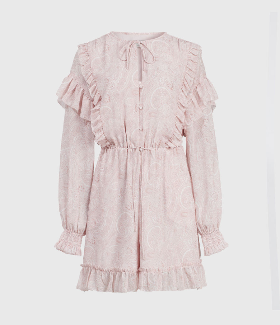 Women's Ellis Shahmina Playsuit (light_pink) - Image 1