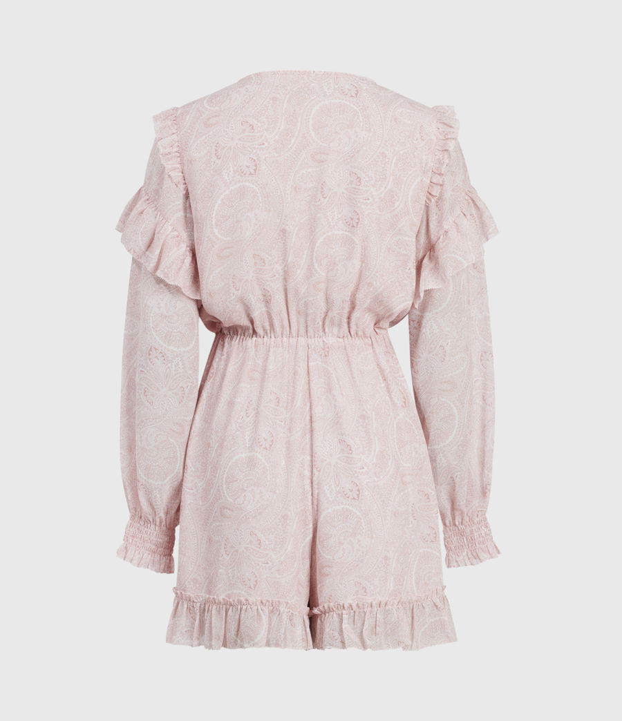 Women's Ellis Shahmina Playsuit (light_pink) - Image 2