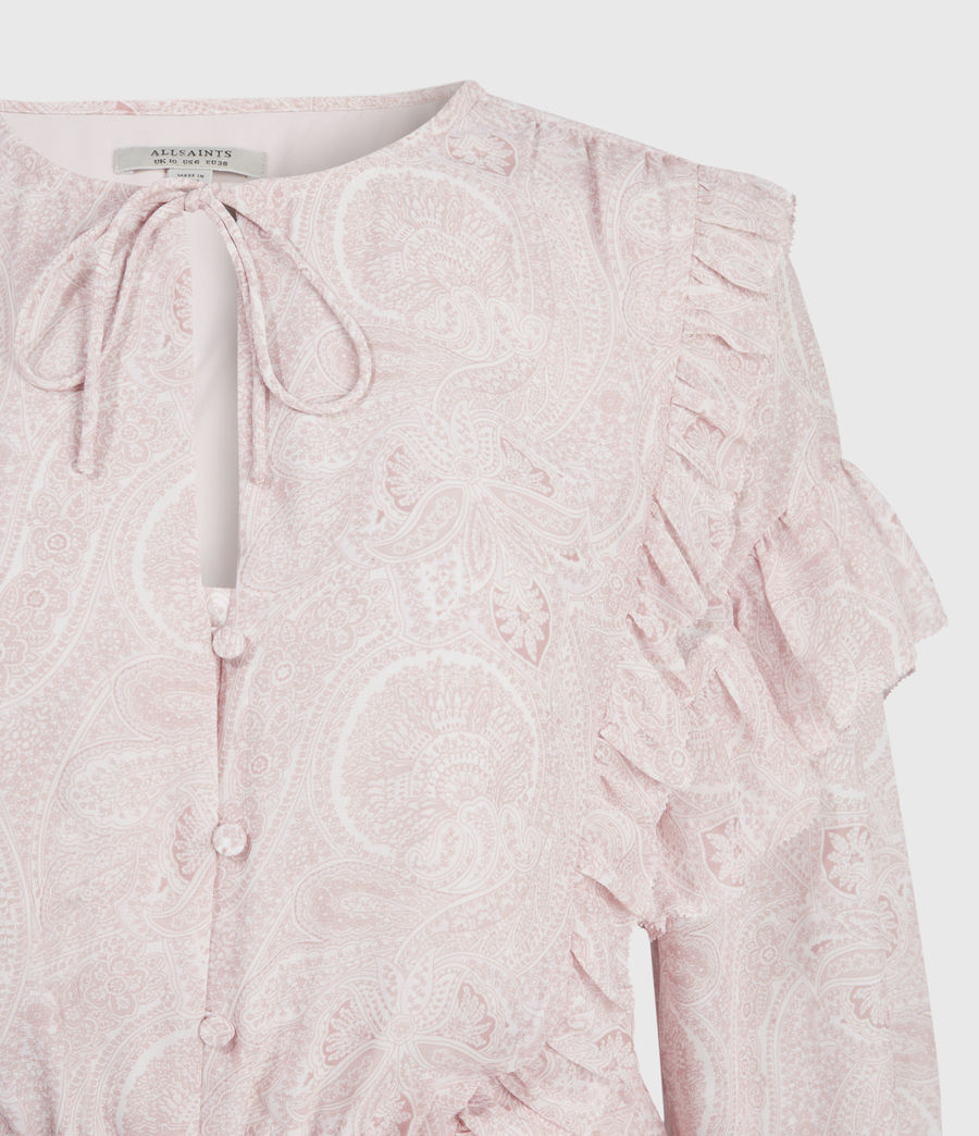 Women's Ellis Shahmina Playsuit (light_pink) - Image 3