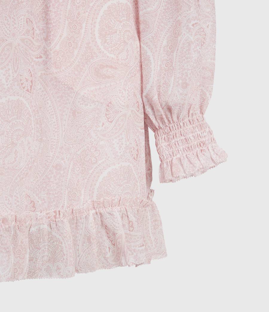 Women's Ellis Shahmina Playsuit (light_pink) - Image 4