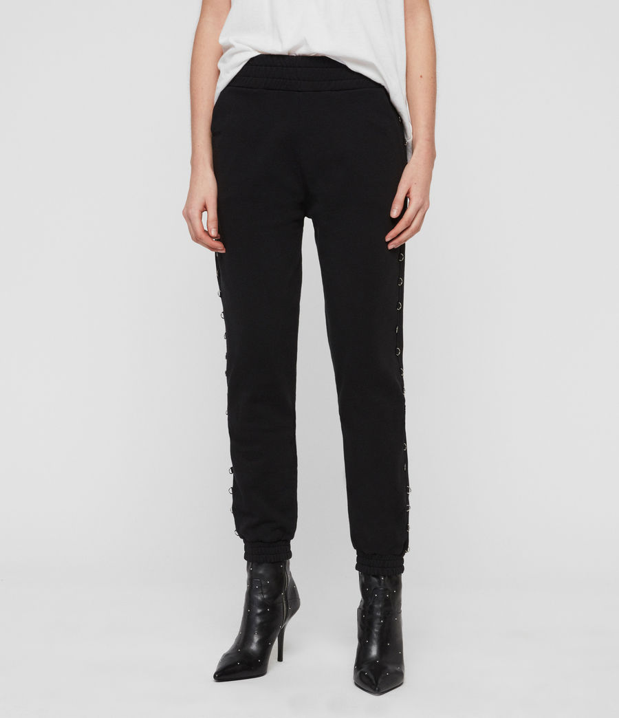 Donne Pantaloni Tuta Daner (black) - Image 1