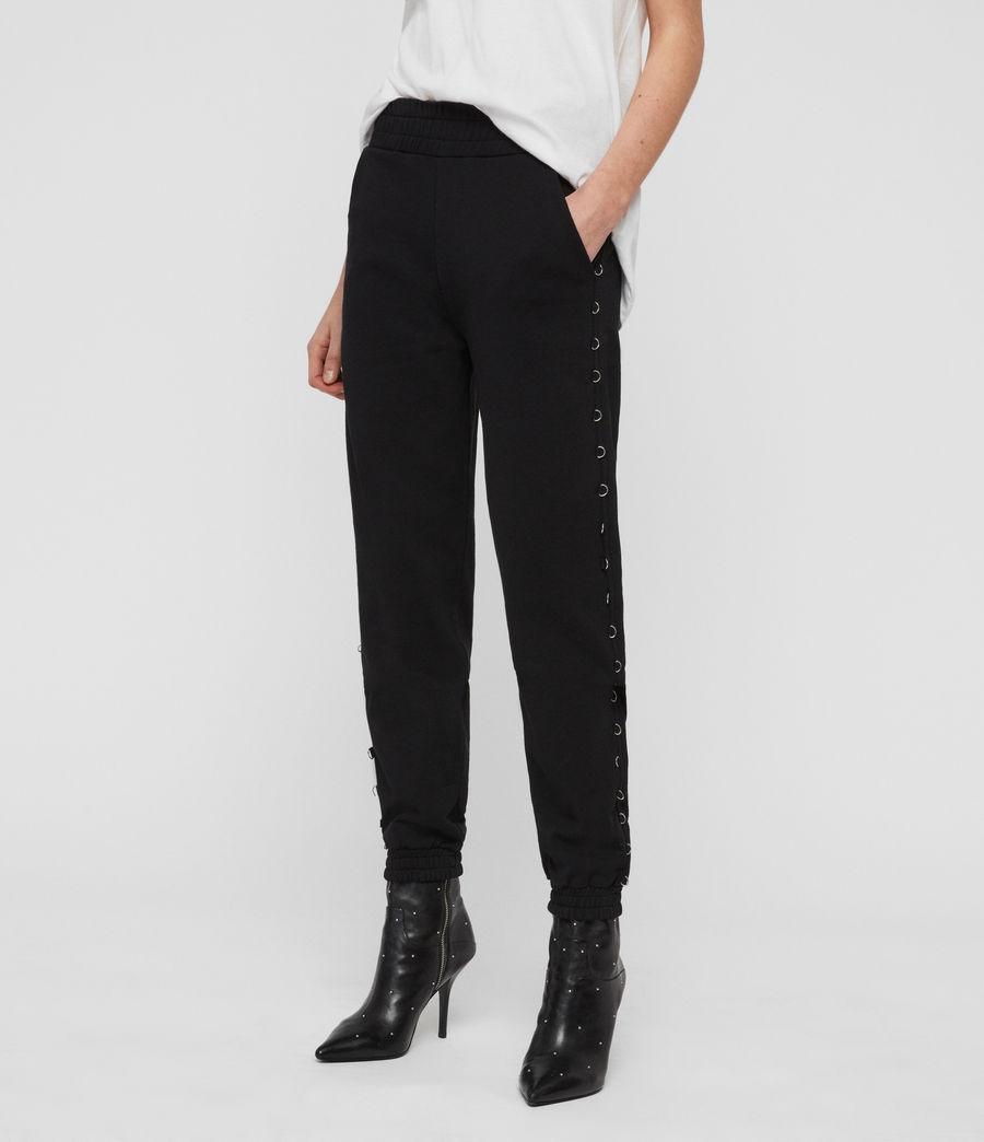 Donne Pantaloni Tuta Daner (black) - Image 2