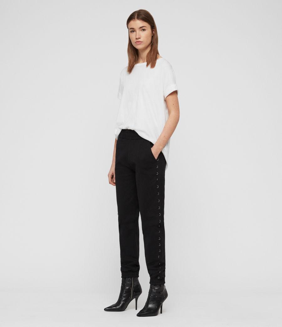 Donne Pantaloni Tuta Daner (black) - Image 3