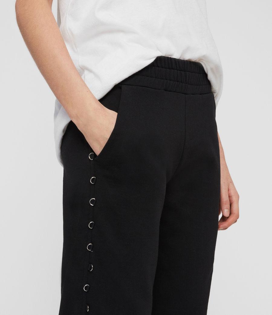 Donne Pantaloni Tuta Daner (black) - Image 4