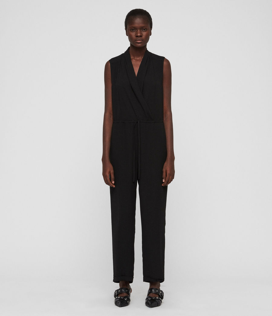 Mujer Jumpsuit Cassie (black) - Image 1