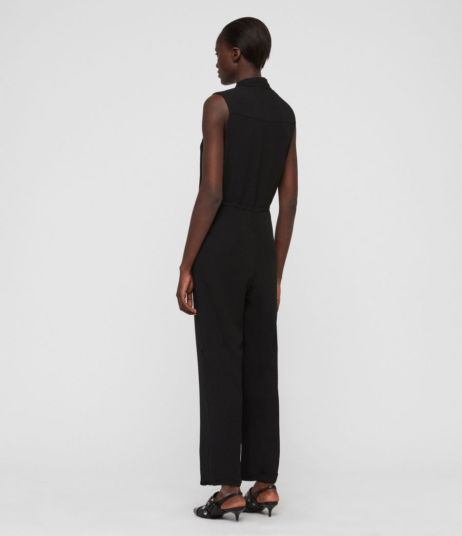 Mujer Jumpsuit Cassie (black) - Image 5