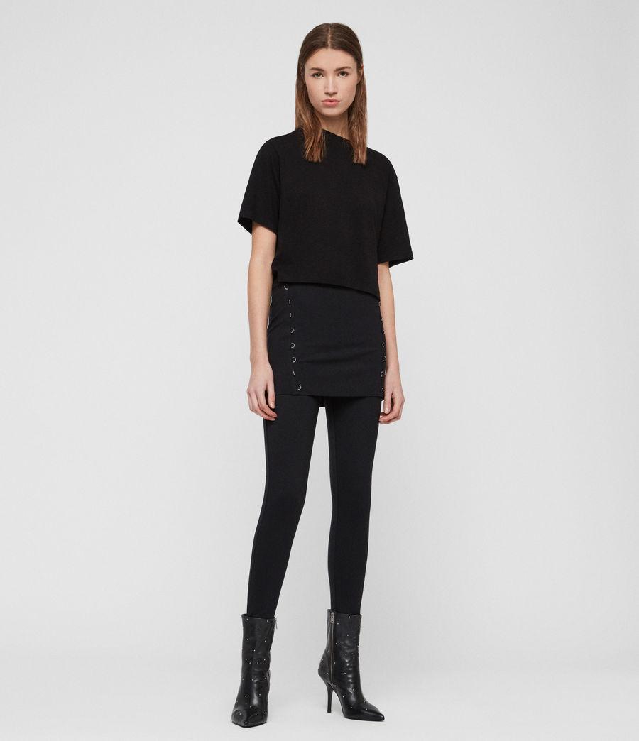 Women's Daner Terro Leggings (black) - Image 1