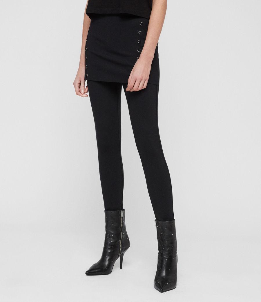 Women's Daner Terro Leggings (black) - Image 2