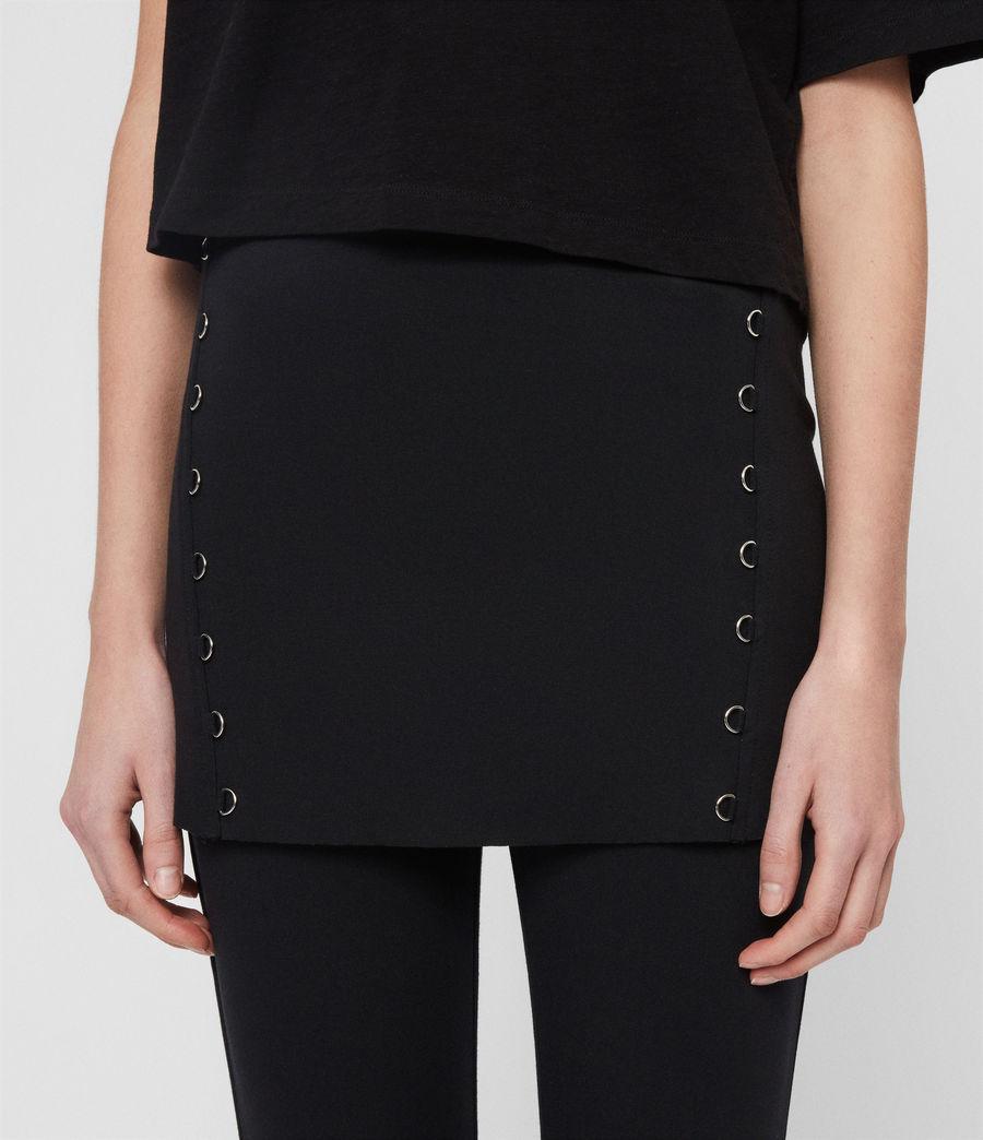 Women's Daner Terro Leggings (black) - Image 3