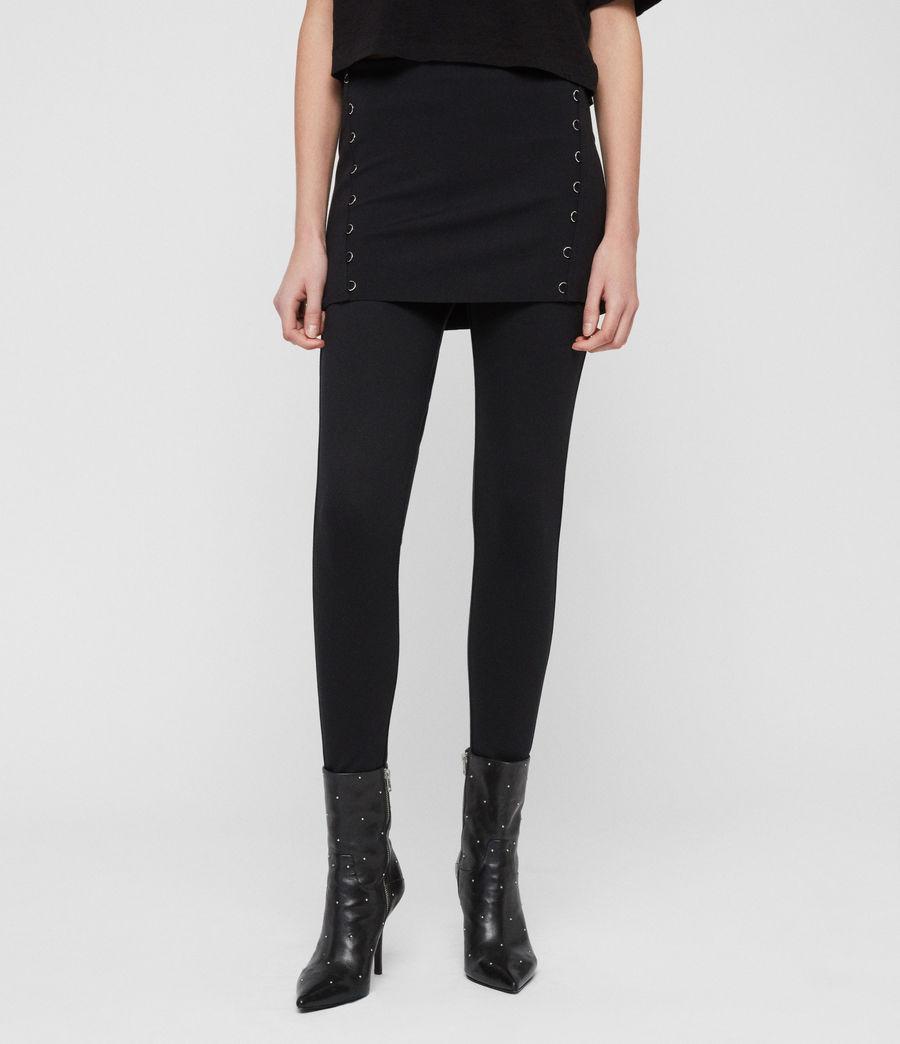 Women's Daner Terro Leggings (black) - Image 4