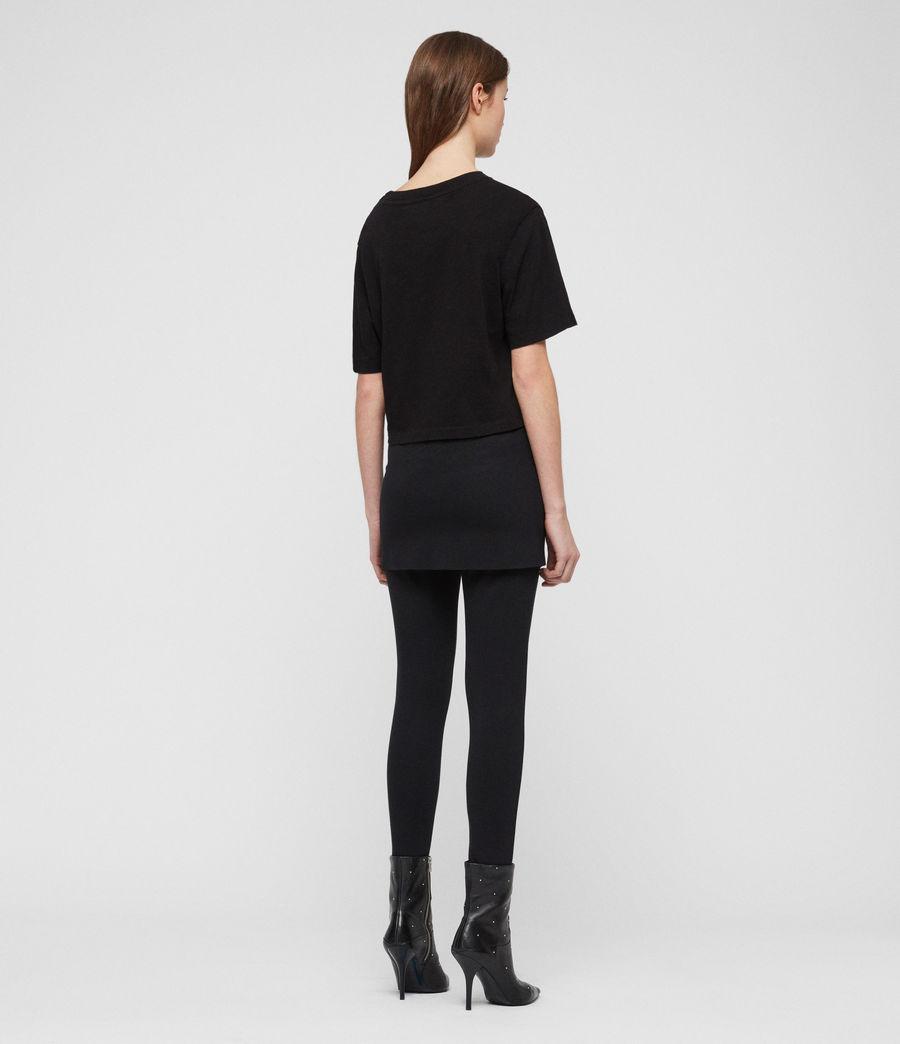 Women's Daner Terro Leggings (black) - Image 5