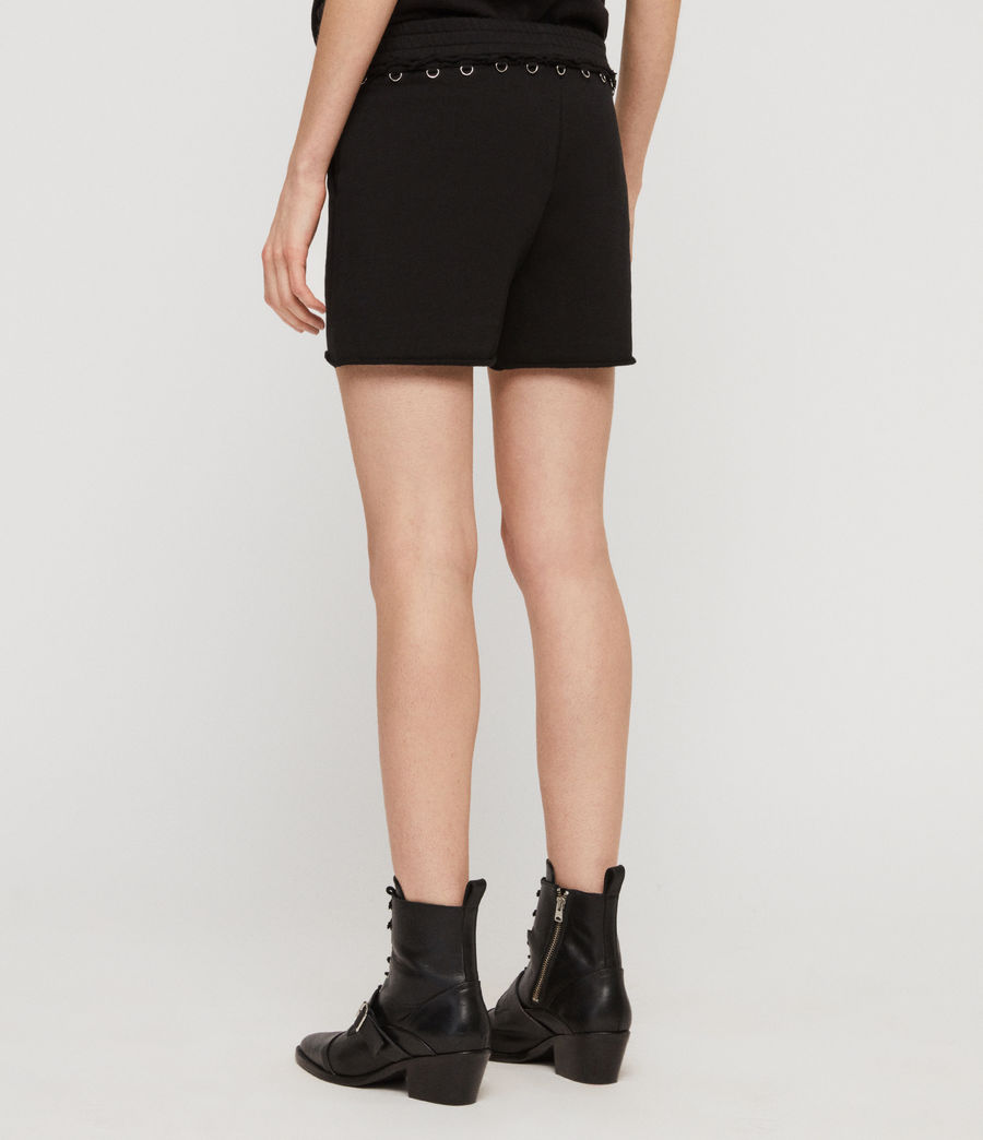 Women's Daner Shorts (black) - Image 5