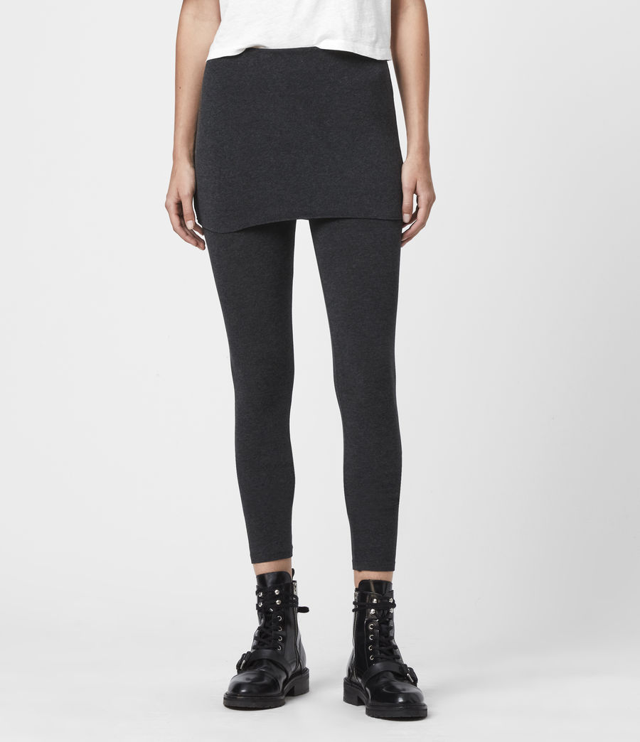 Women's Raffi Leggings (charcoal) - Image 3