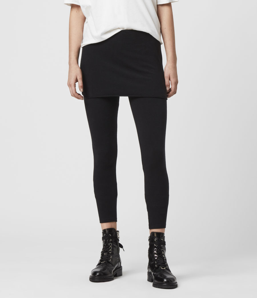Damen Raffi Leggings (black) - Image 4