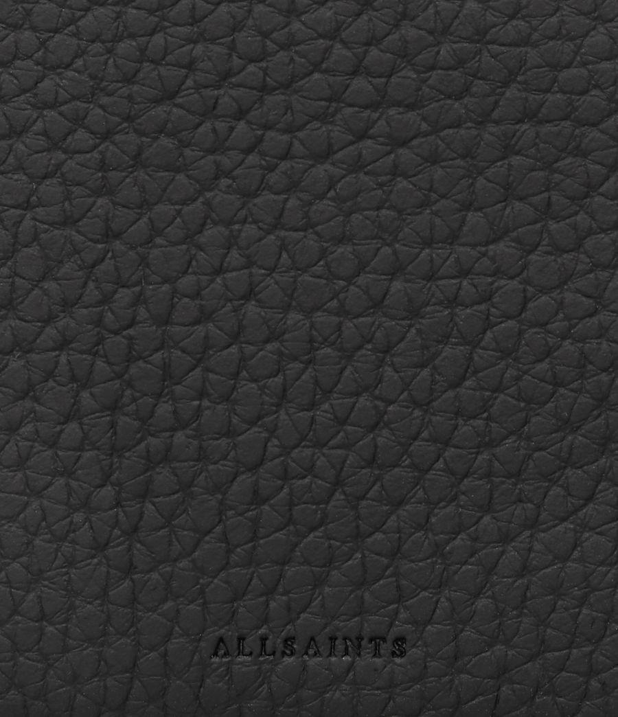 Womens Fetch Passport Wallet (black) - Image 4