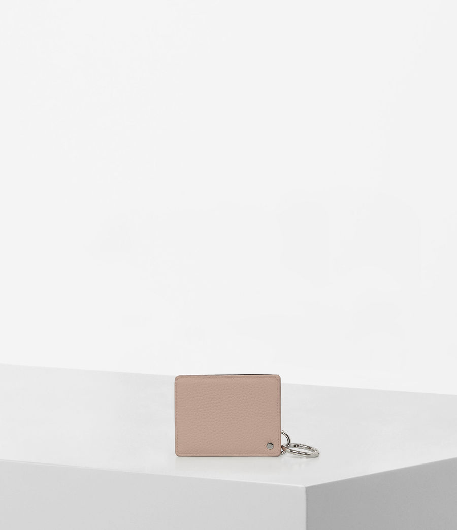 Women's Fetch Mirror Card Holder (blush_pink) - Image 3