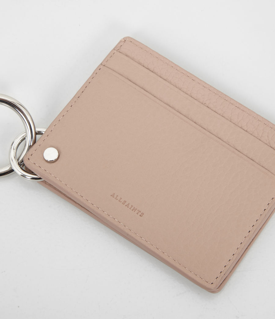 Women's Fetch Mirror Card Holder (blush_pink) - Image 4