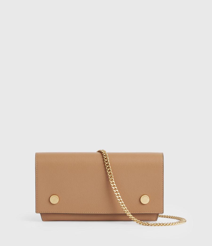 Femmes Albert Leather Wallet (desert_tan) - Image 1