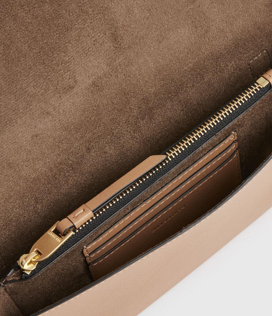 Femmes Albert Leather Wallet (desert_tan) - Image 2