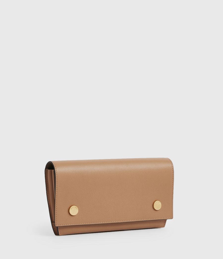 Femmes Albert Leather Wallet (desert_tan) - Image 3