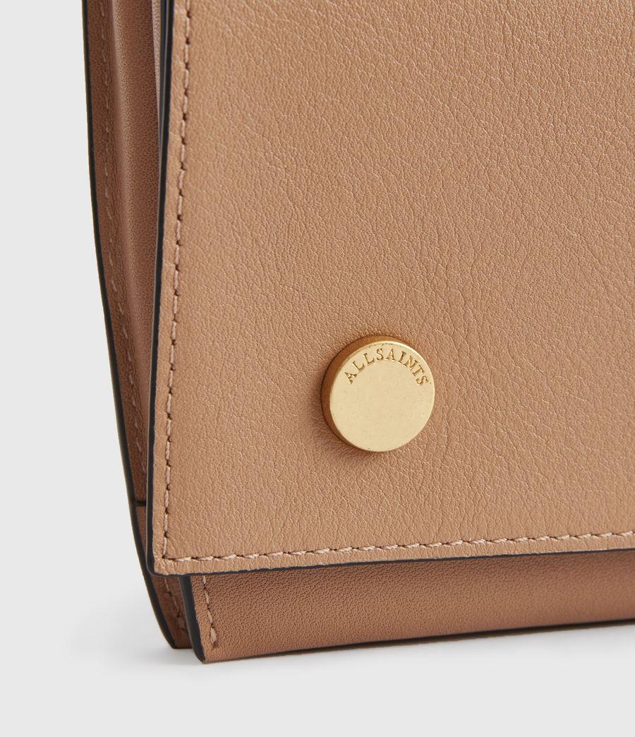 Femmes Albert Leather Wallet (desert_tan) - Image 4