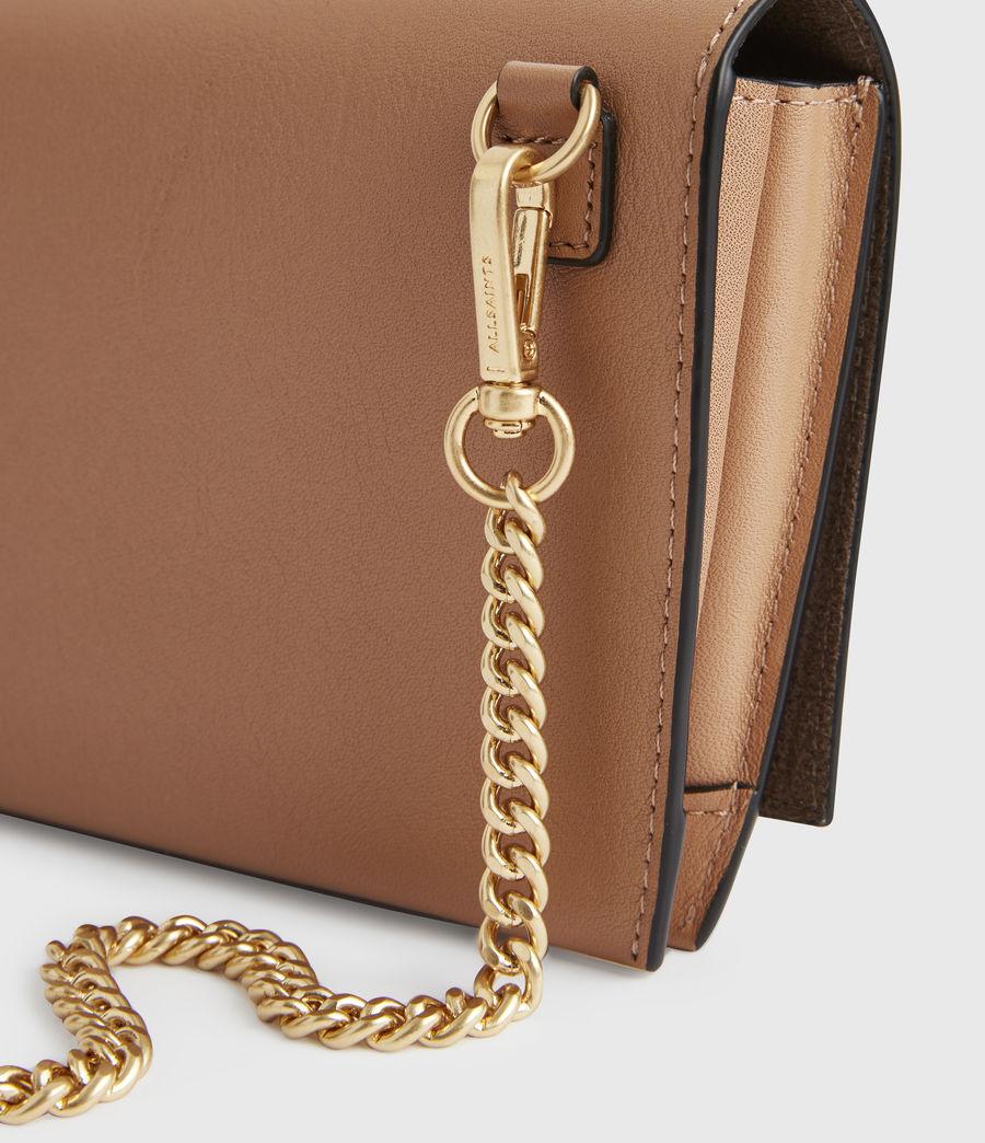 Femmes Albert Leather Wallet (desert_tan) - Image 5