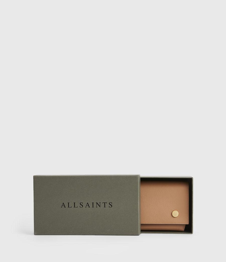 Femmes Albert Leather Wallet (desert_tan) - Image 7