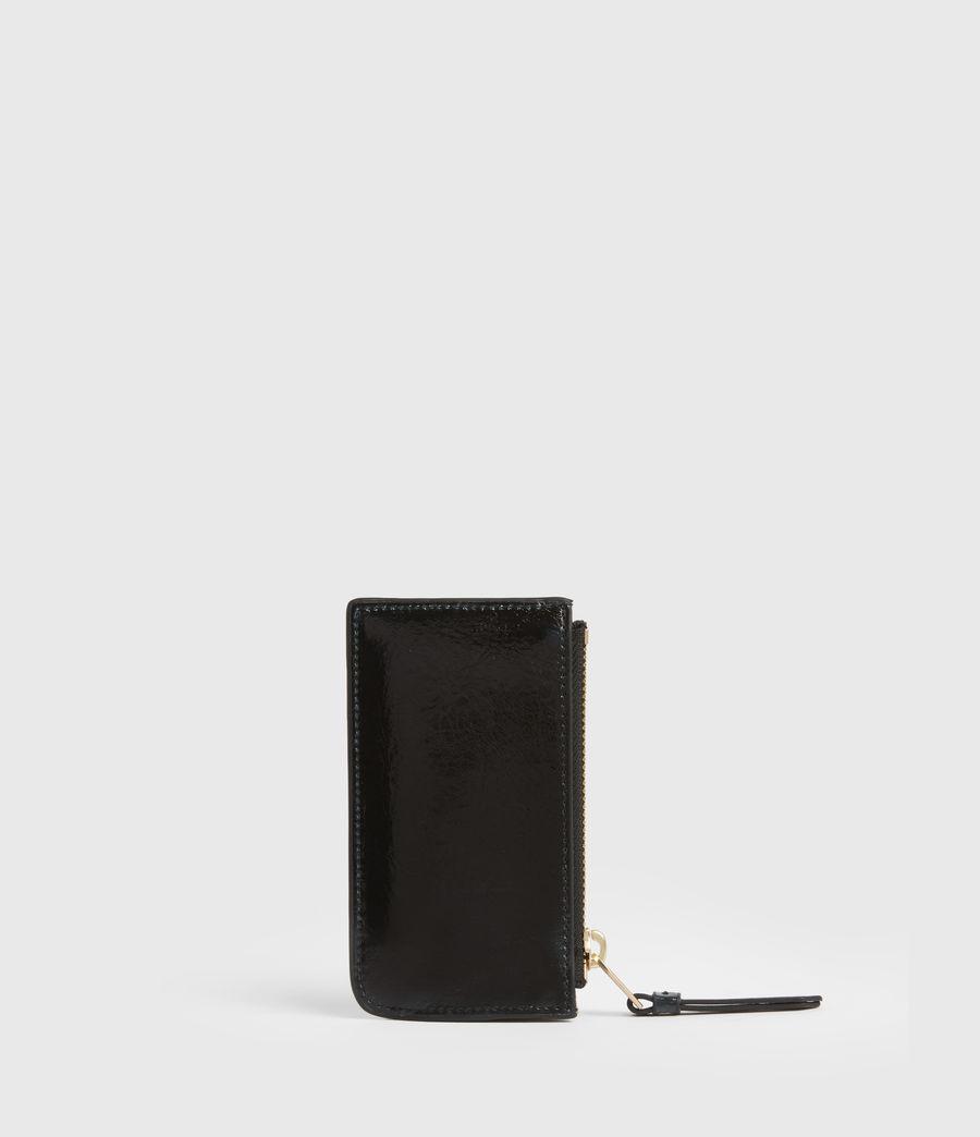 Women's Marlborough Leather Wallet (squid_ink_blue) - Image 5