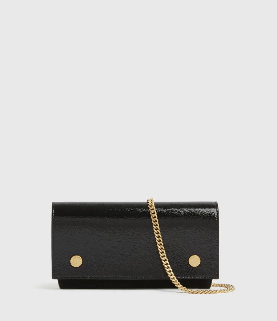 Women's Albert Leather Wallet (squid_ink_blue) - Image 1