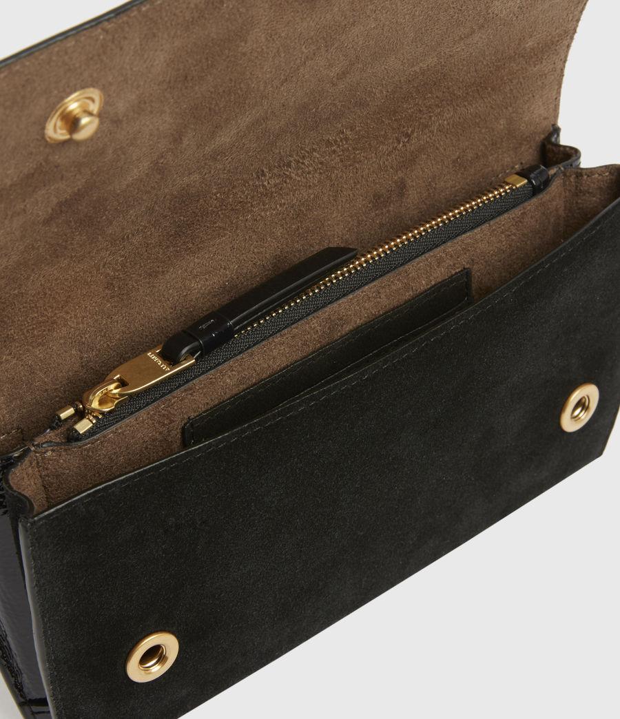 Women's Albert Leather Wallet (squid_ink_blue) - Image 2