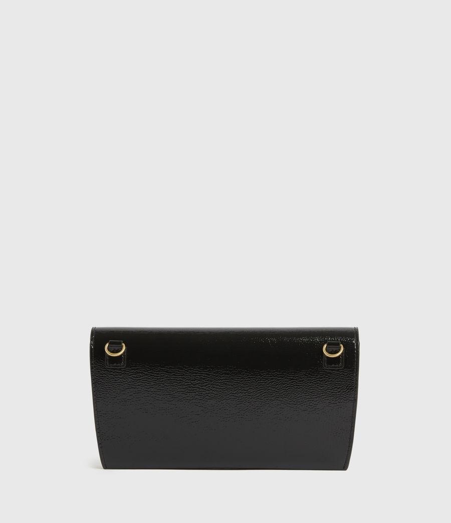 Women's Albert Leather Wallet (squid_ink_blue) - Image 5