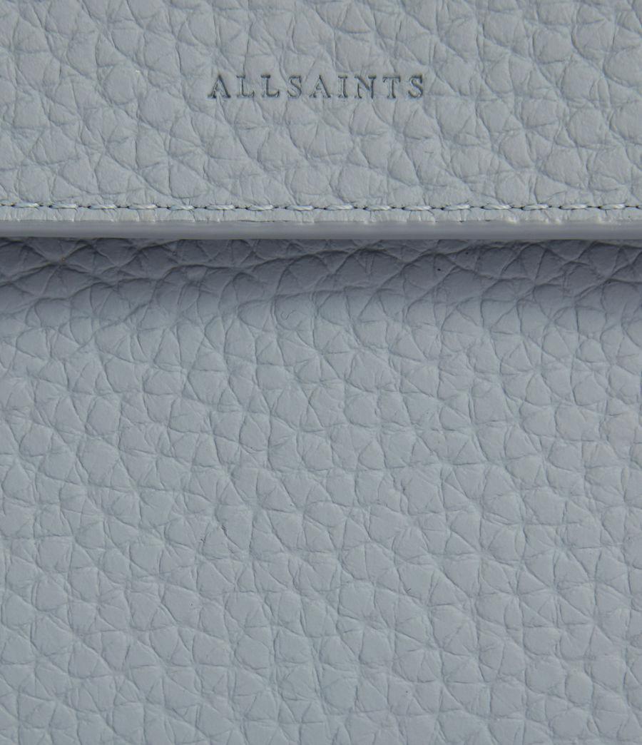 Womens Captain Leather Wallet (denim_blue) - Image 5