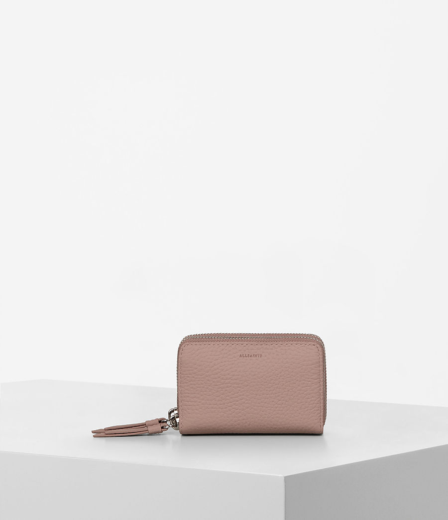 Womens Fetch Cardholder (blush_pink) - Image 1