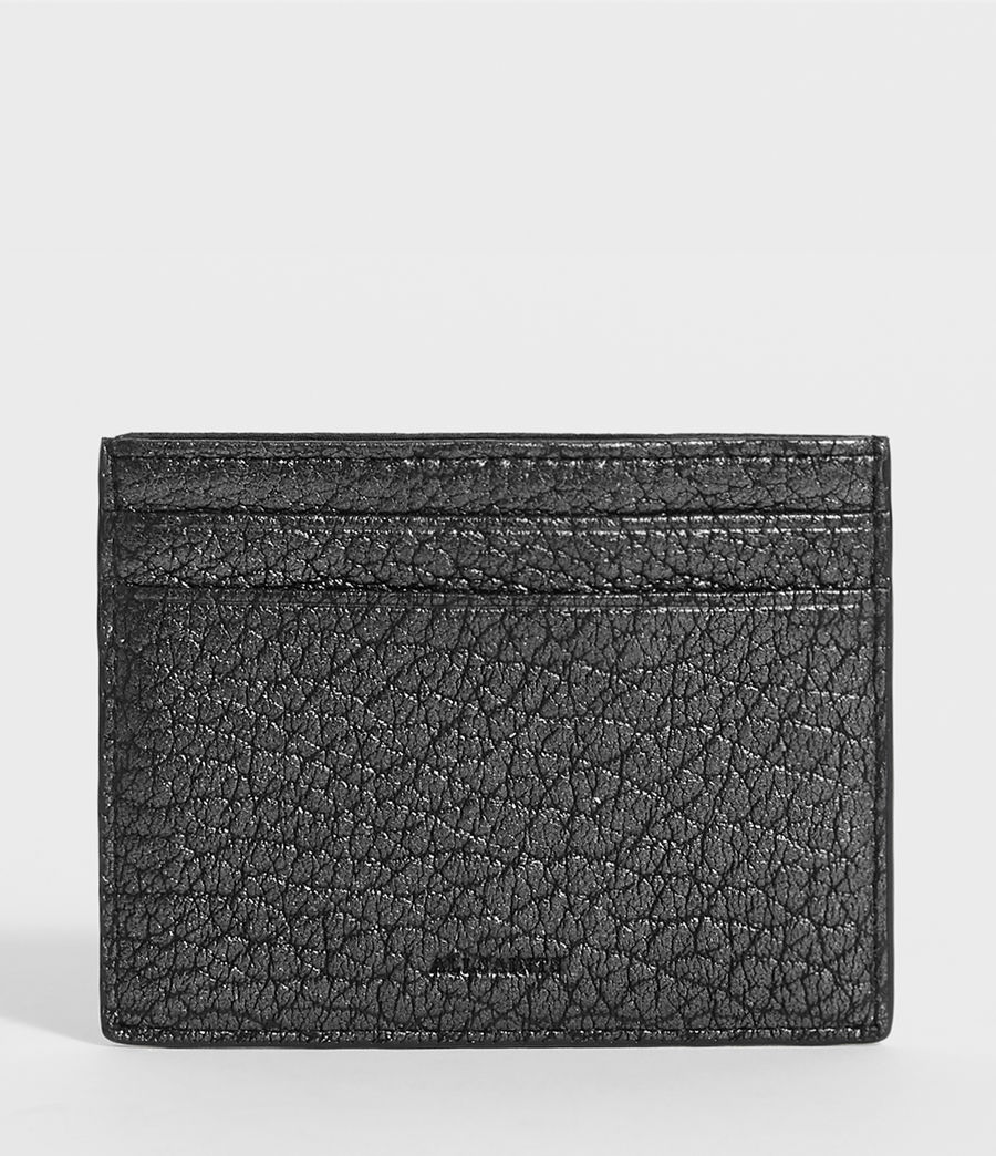 Fetch Leather Card Case by Allsaints