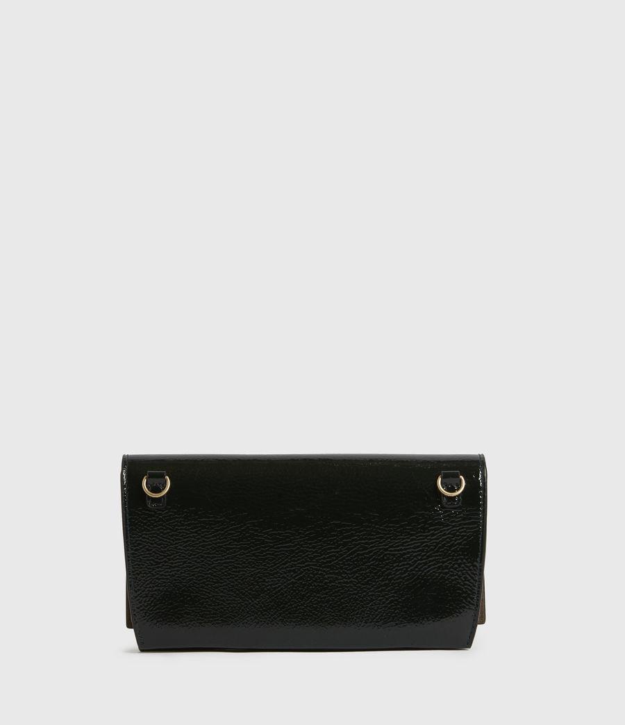 Womens Albert Leather Wallet (dark_green) - Image 6