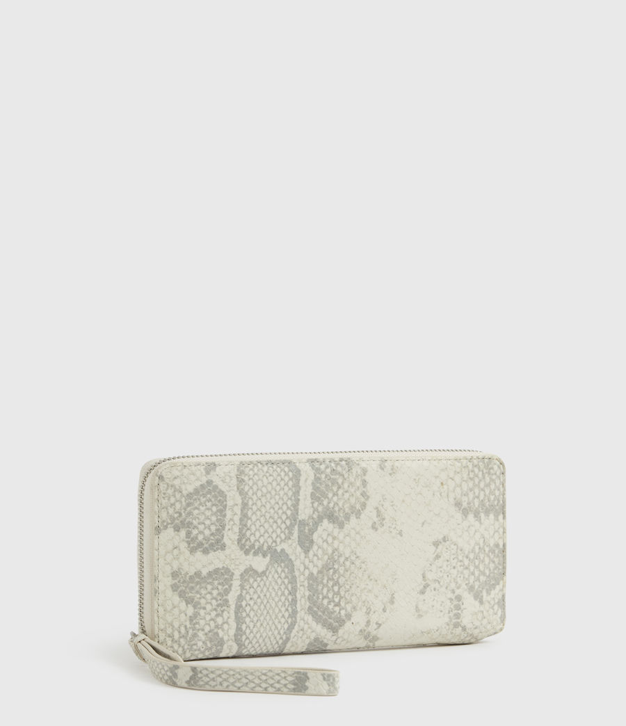 Women's Luke Leather Phone Wristlet (chalk_white) - Image 3