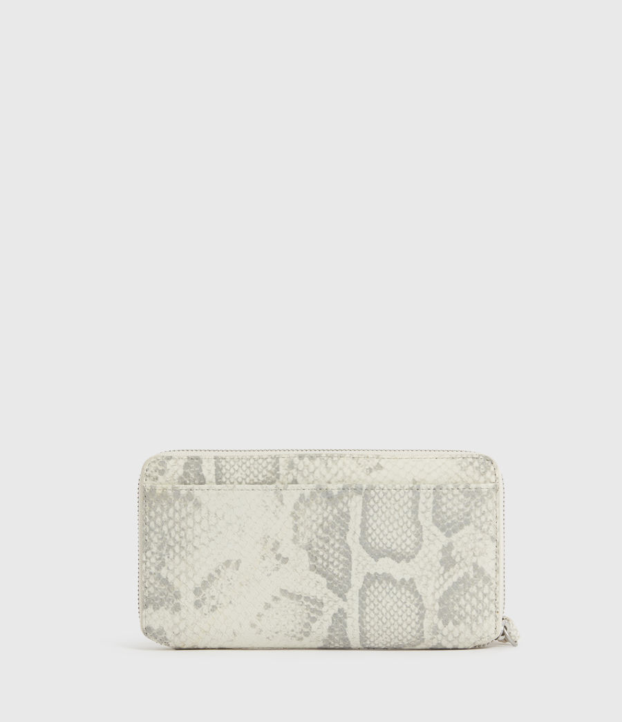 Women's Luke Leather Phone Wristlet (chalk_white) - Image 4