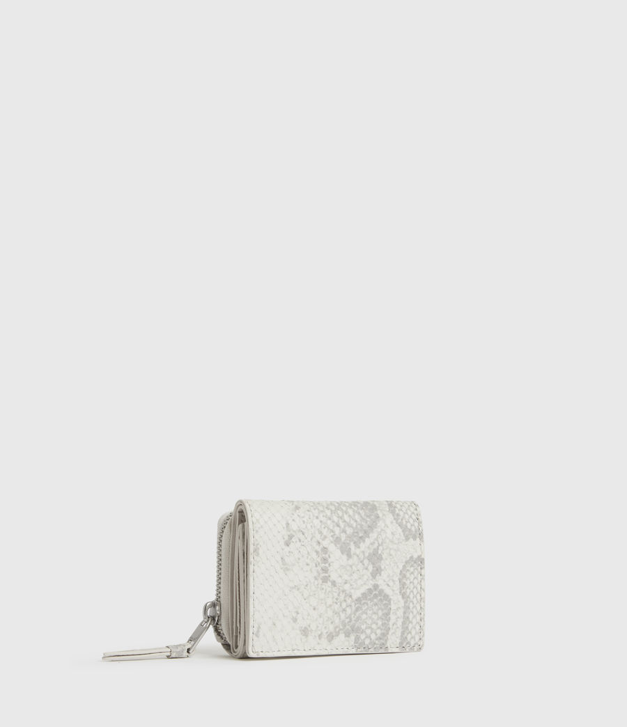 Womens Bede Card Holder (chalk_white) - Image 3