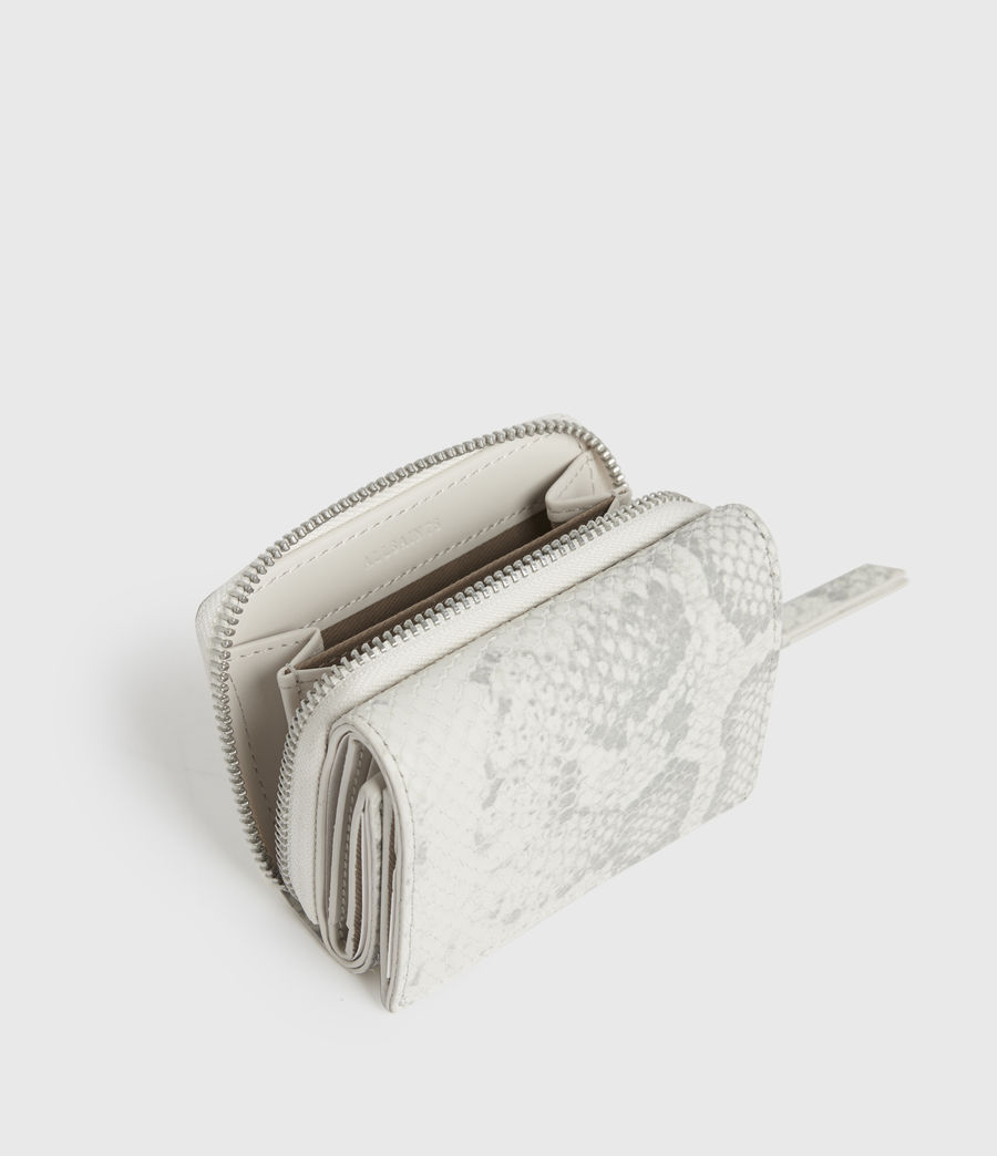 Womens Bede Card Holder (chalk_white) - Image 4
