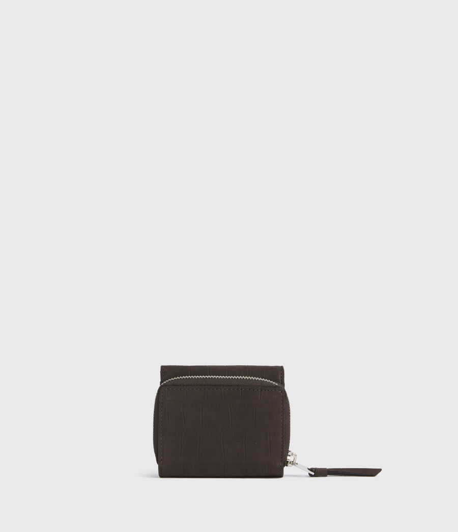 Womens Bede Leather Cardholder (peat_brown) - Image 6