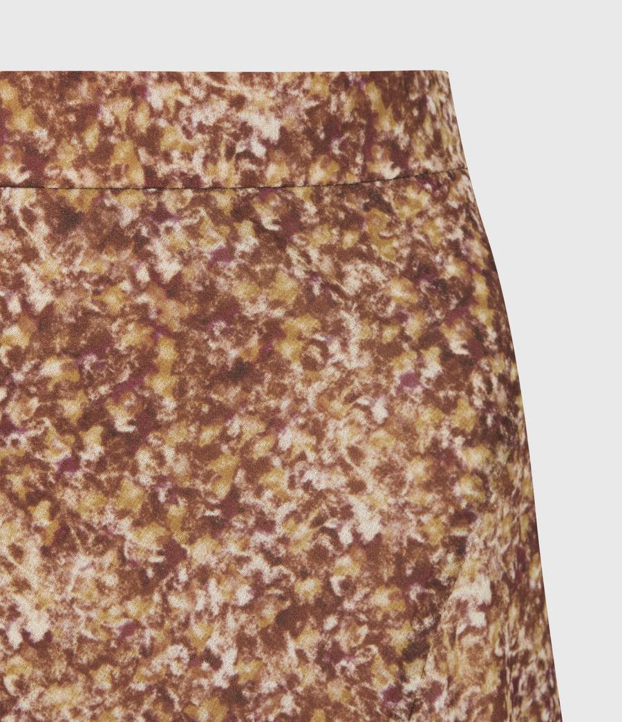 Women's Kali Tabby Skirt (chestnut) - Image 5