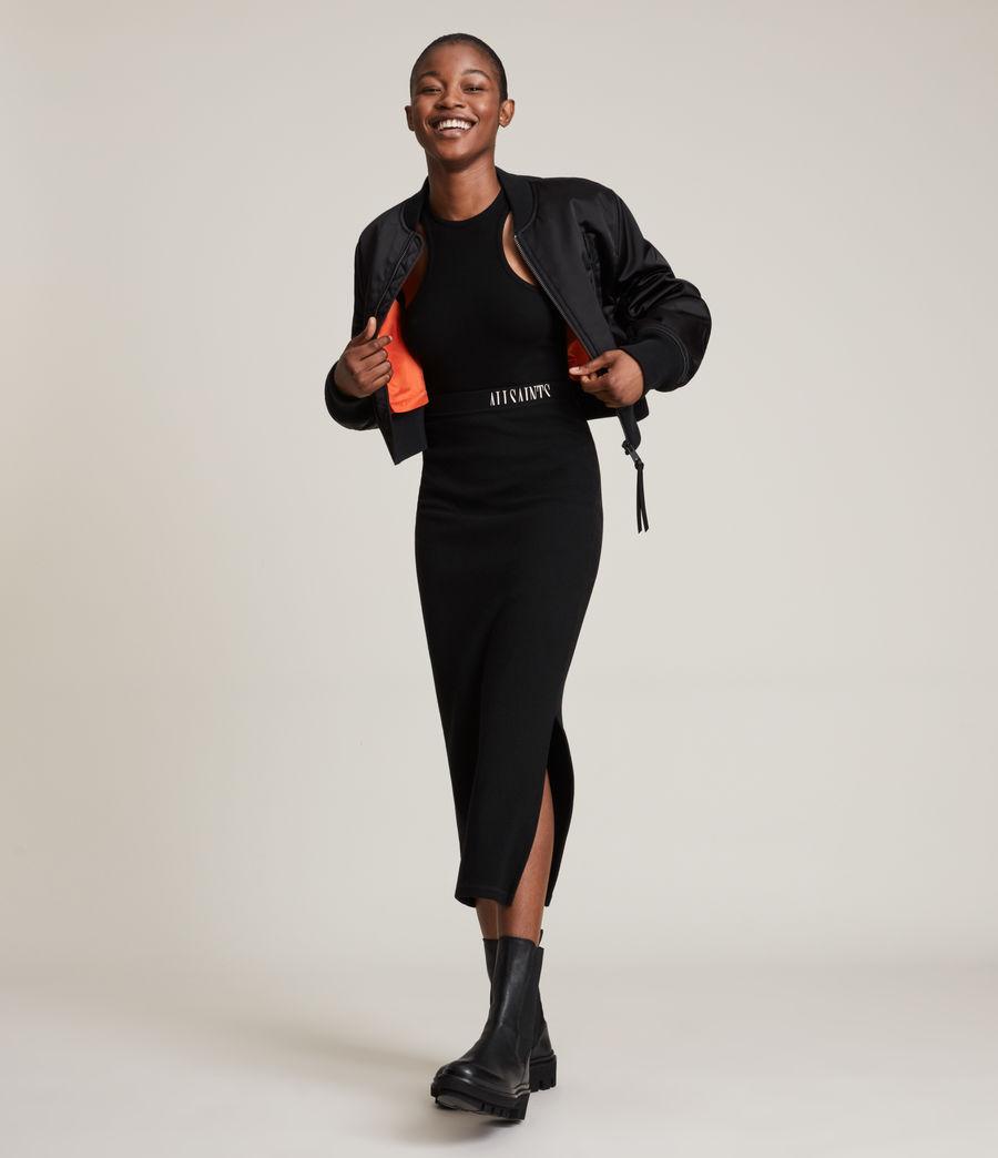 Damen Jamie Rock (black) - Image 4