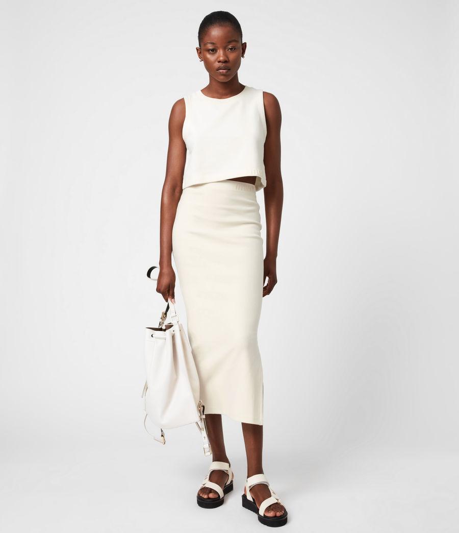 Womens Jamie Skirt (linnet_white) - Image 1