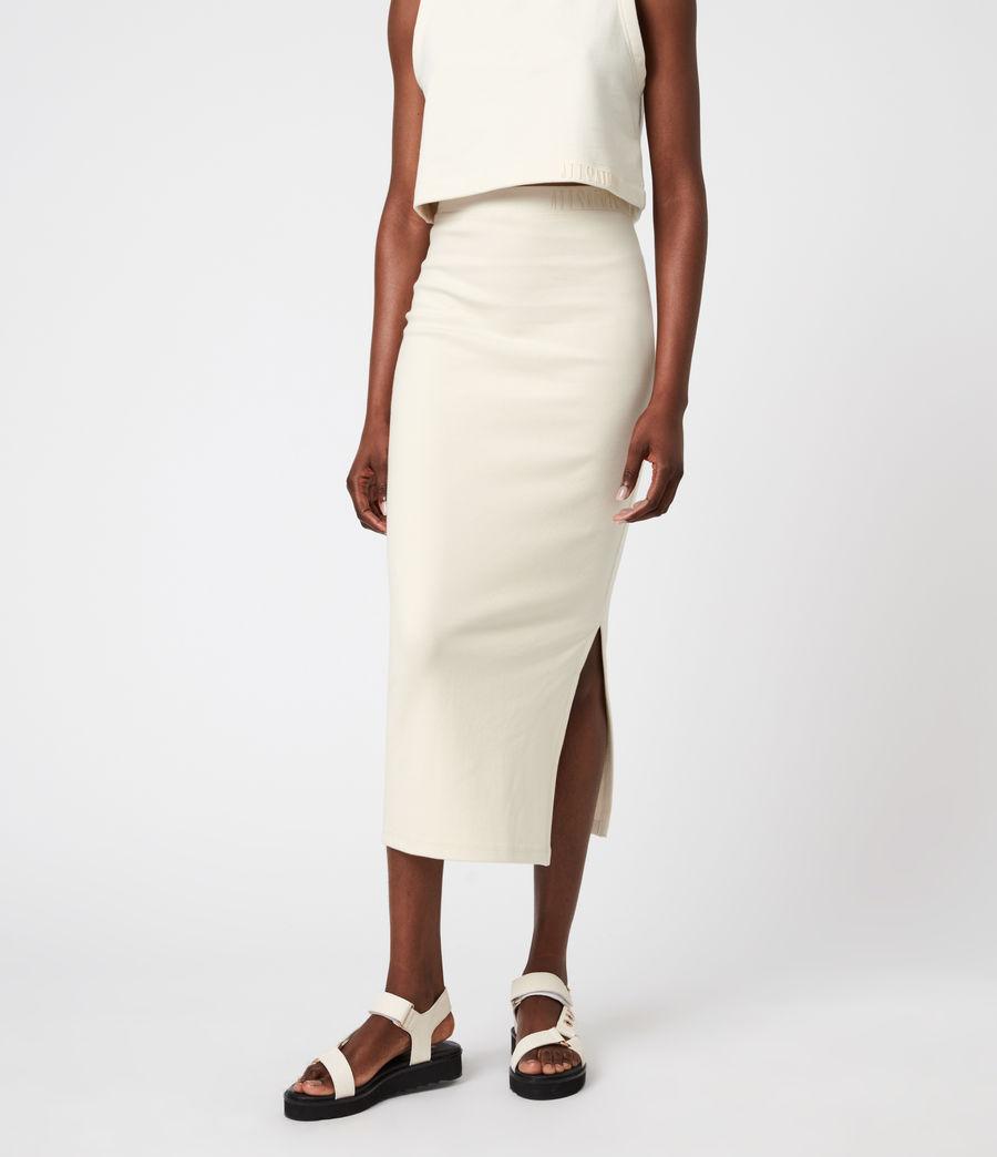 Womens Jamie Skirt (linnet_white) - Image 6