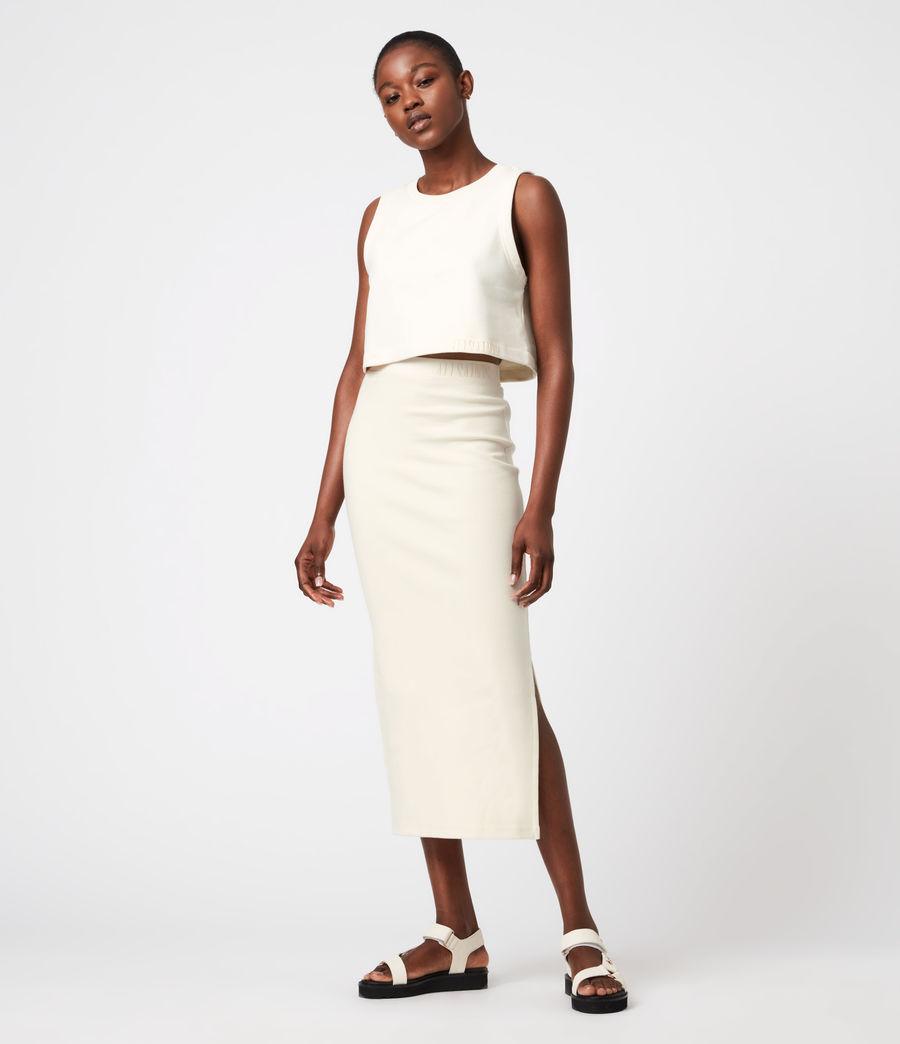Womens Jamie Skirt (linnet_white) - Image 7