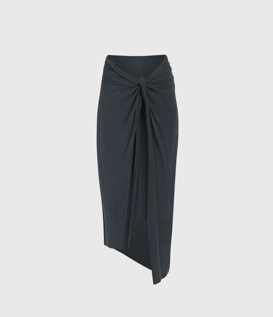 Womens Sami Skirt (black) - Image 1