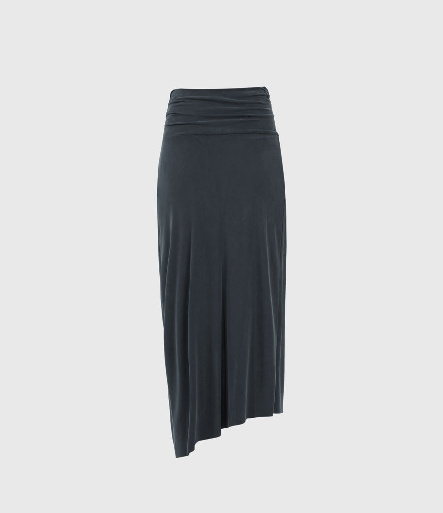 Womens Sami Skirt (black) - Image 2